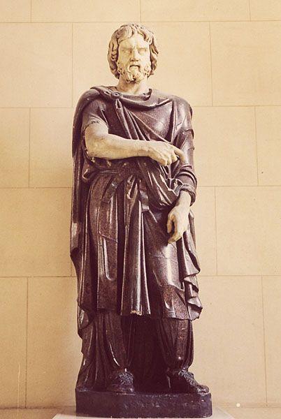Muzeele întregii lumi sunt pline de statui neștiute de daci. Modul în care sunt înfățișați aceștia reprezintă un mister. Învinși în cel de al doilea război cu Traian, dacii fixați în marmură și por…