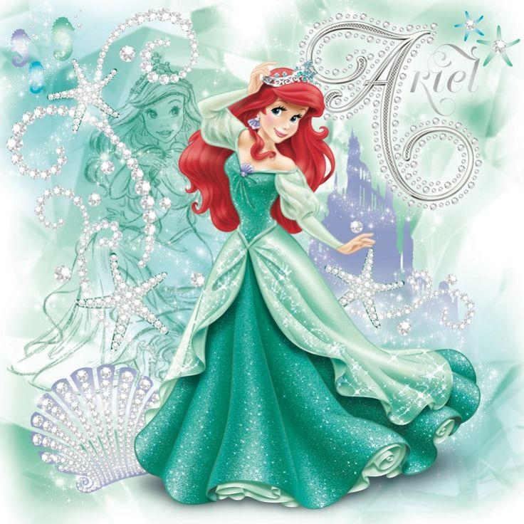 W. Disney Princezny, poznámkový kalendář 2015, 30 x 30 cm   PRESCO GROUP