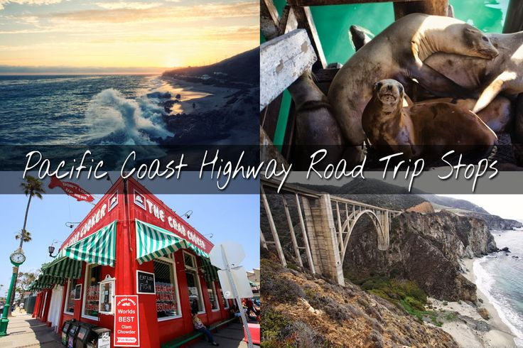 Ever wondered where to stop in California when driving Pacific Coast Highway? Check out this collection of posts I have written on places to stop, complete with an interactive map.