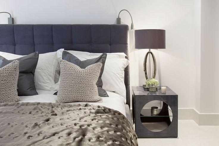 Bedroom Interiors   JHR Interiors