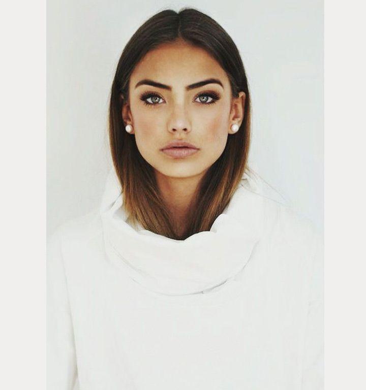 natural wedding makeup ~  we ❤ this! moncheribridals.com