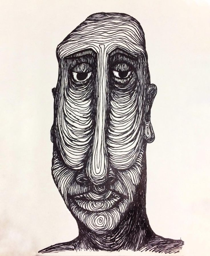 "Gefällt 196 Mal, 6 Kommentare - Janina Müller (@janinacarlottaeleonora) auf Instagram: ""Why the long face? #long #face #portrait #illustration #sketchbook #fineliner #drawing #sketch…"""