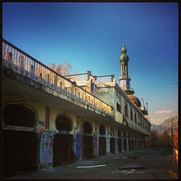 #Consonno, #Lecco, #Italy