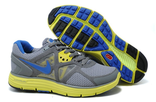 Chaussures Nike LunarGlide+ 3 Femme 004 [NIKEFREE F0152] - €61.99 : PAS CHER NIKE FREE CHAUSSURES EN FRANCE!