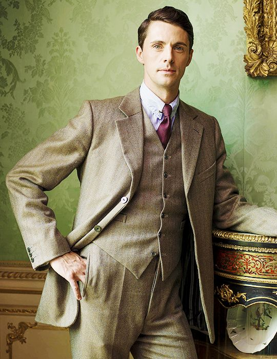 Downton Obsession ..♢henry talbot ♢matthew goode ♢downton abbey ♢s6 ♢spoilers ♢608 ..