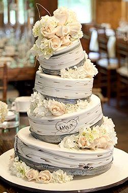Gâteau de mariage,Un mariage dhiver, thématique moto ou country ...