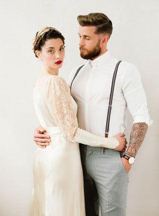 Образ жениха: 35 стильных бородачей, жених и невеста - The-wedding.ru