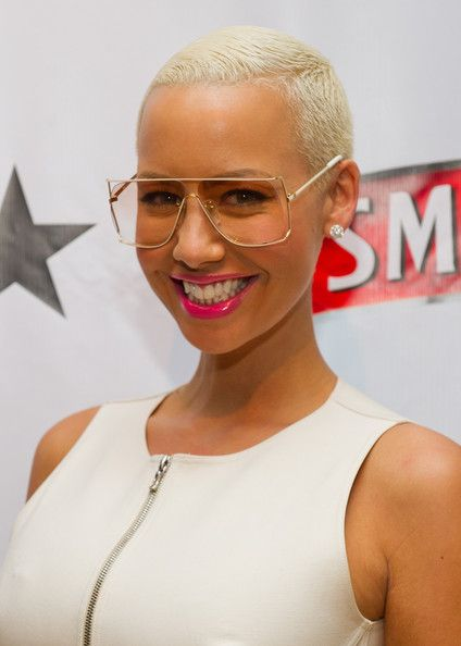 Astounding 1000 Ideas About Amber Rose Hair On Pinterest Amber Rose Amber Short Hairstyles For Black Women Fulllsitofus