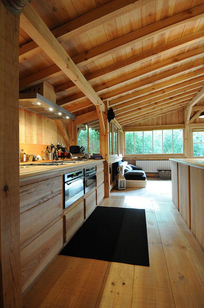Maison en bois au Cap Ferret | Ateliers Loft
