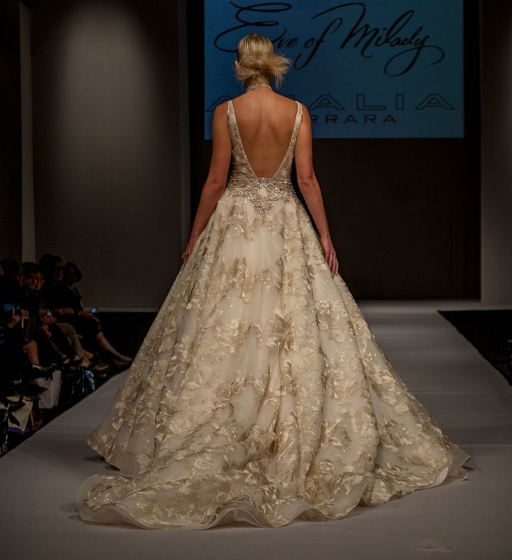 17 best images about eve of milady bridals on pinterest for Eva my lady wedding dress