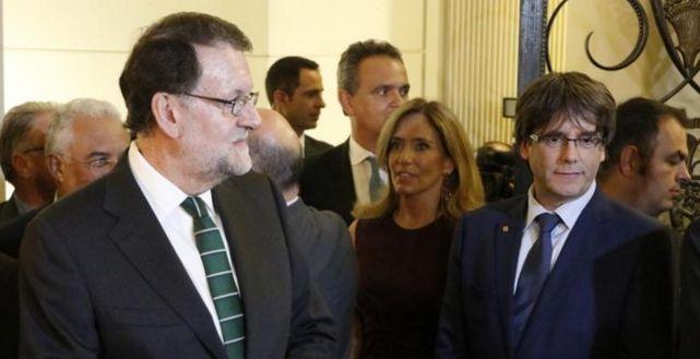 Aplicar la Ley de Seguridad Nacional la baza oculta de Gobierno y PSOE para Cataluña