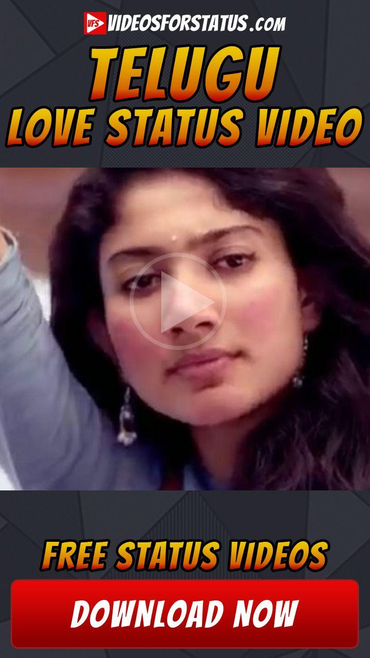 Telugu Love Status video WhatsApp Download Telugu Love ...