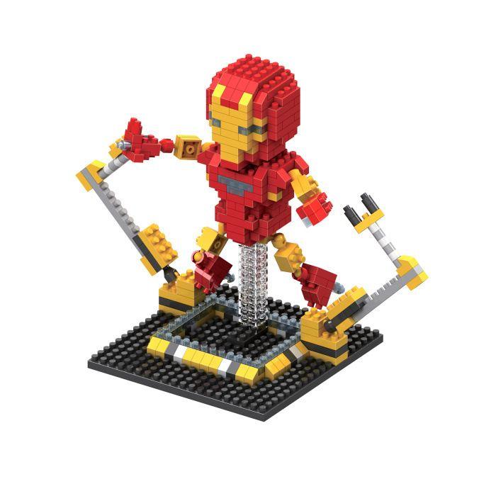 BOB DIY Blocks Ironman 9523