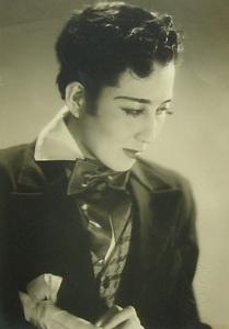 Yachiyo Kasugano - Vintage Takarazuka