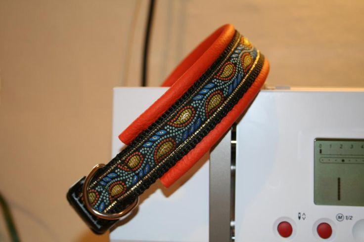 Hundehalsband selbst gemacht... - Hobbyschneiderin 24 - Forum