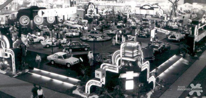 50 anos do Salão do Automóvel - Brasil