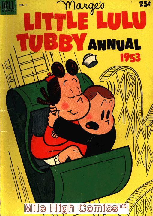 MARGE'S LITTLE LULU & TUBBY ANNUAL #1 Fair Comics Book