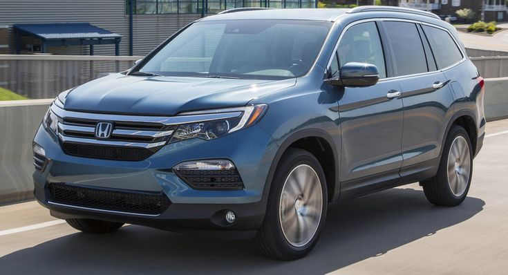 2017 Honda Pilot Available Now With Apple CarPlay & Android Auto Priced From $30595