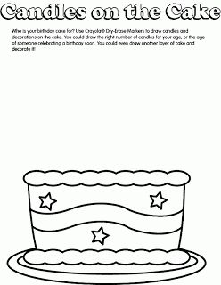Birthday Cake Design Template : 17 Best images about birthday party theme on Pinterest ...