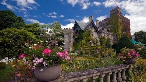 Средневековый замок хэтли на острове Ванкувер. | Всё об интерьере для дома и квартиры