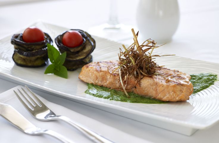 Gourmet dishes, carefully prepared with fresh and natural ingredients at #ThermaeSylla