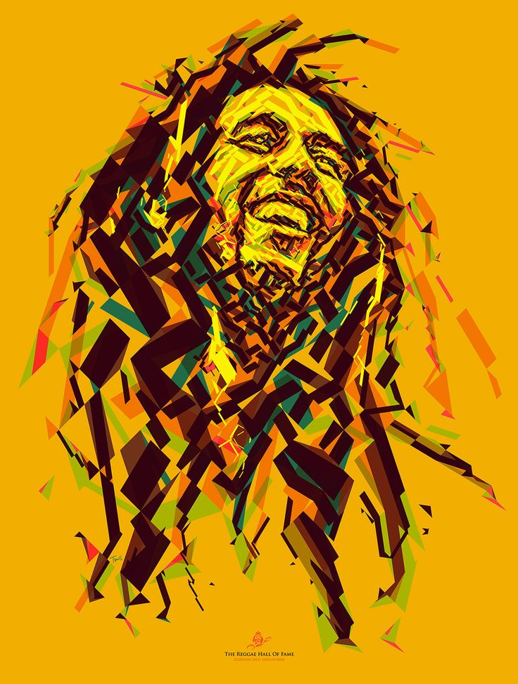 International Reggae Poster Contest by Charis Tsevis