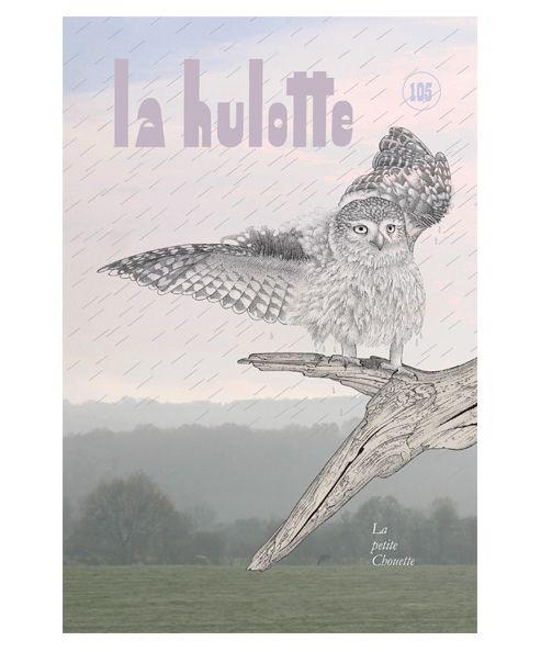 Chevêche d'athéna - la petite Chouette - Numéro 105 - Le Petit Catalogue - La Hulotte