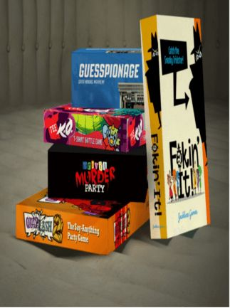 Kill boredom together with your friends in The Jackbox ...