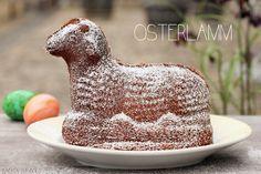 Osterlamm Rezept mit Eierlikör.