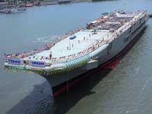 Bajaj Auto to launch bike from metal used in INS Vikrant
