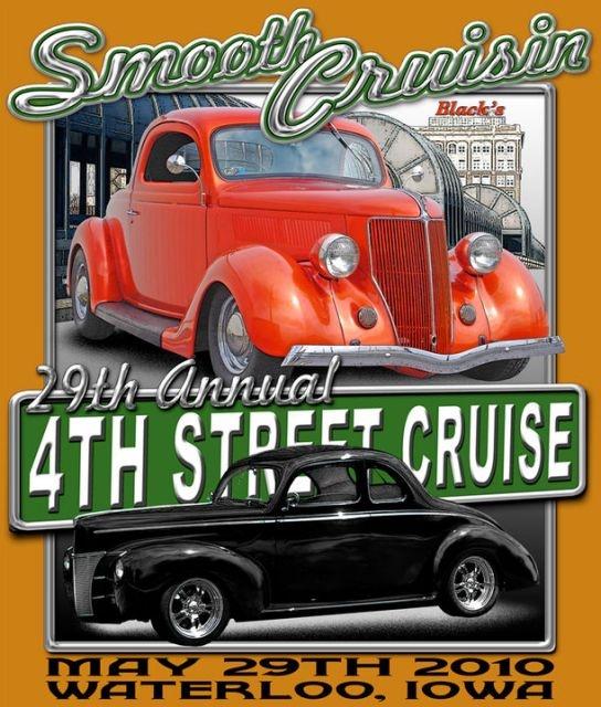 Downtown Waterloo Iowa 4th street cruise - Bing Images