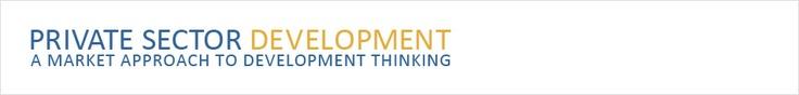Private Sector Development Blog