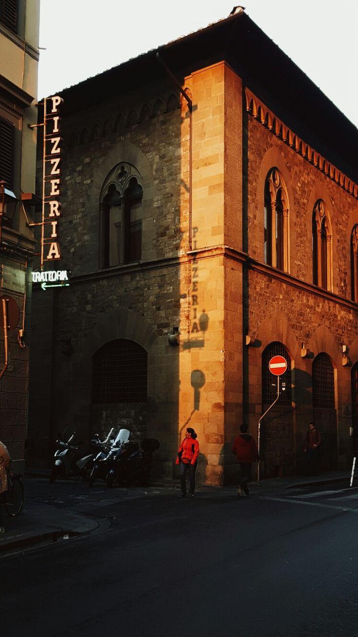 Florence, Tuscany. Italy 2017.