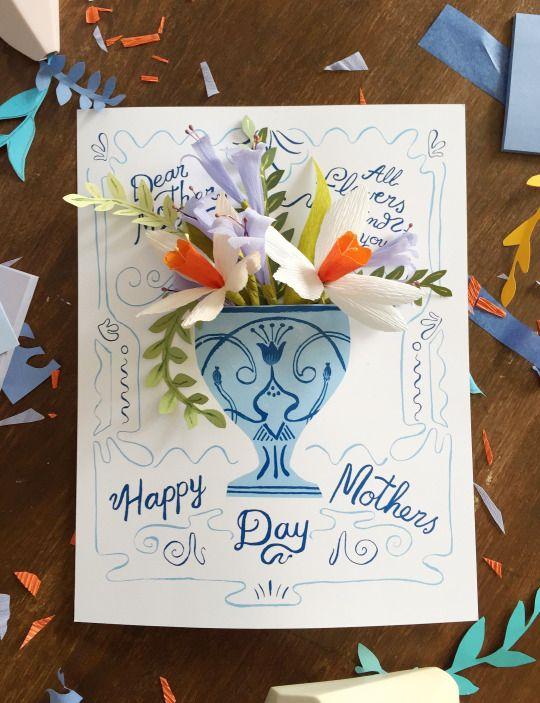44 best muttertagsgeschenke basteln images on pinterest - Muttertagsgeschenke diy ...