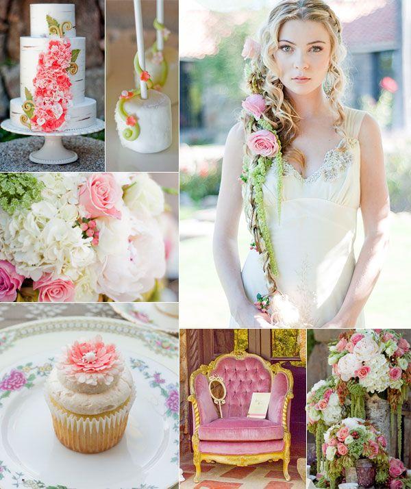 Jessica + Michael: Elegant Vineyards Wedding. Princess Wedding ThemesDisney  Princess WeddingsThemed ...