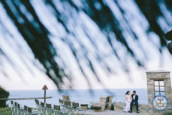 Rustic Fall Wedding | Wedding by Stella and Moscha - Exclusive Greek Island Weddings | Photo by George Pahountis
