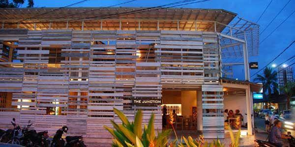 The Junction Restaurant Bali - Home