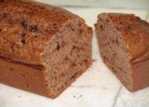 Chocolade brood recept #Herman vriendschapbrood