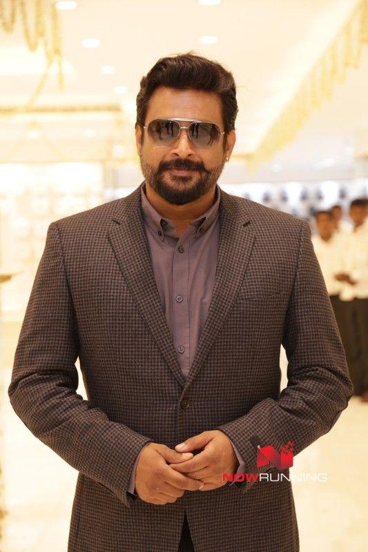 R. Madhavan at Saravana Stores Padi Showroom Opening