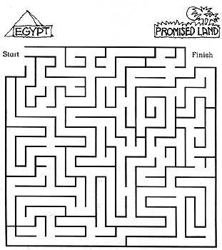Exodus Maze