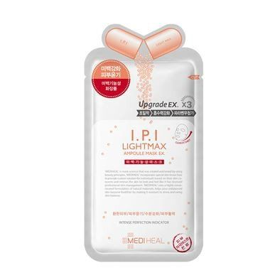 [Mediheal] I.P.I Lightmax Ampoule Mask (1 Box)