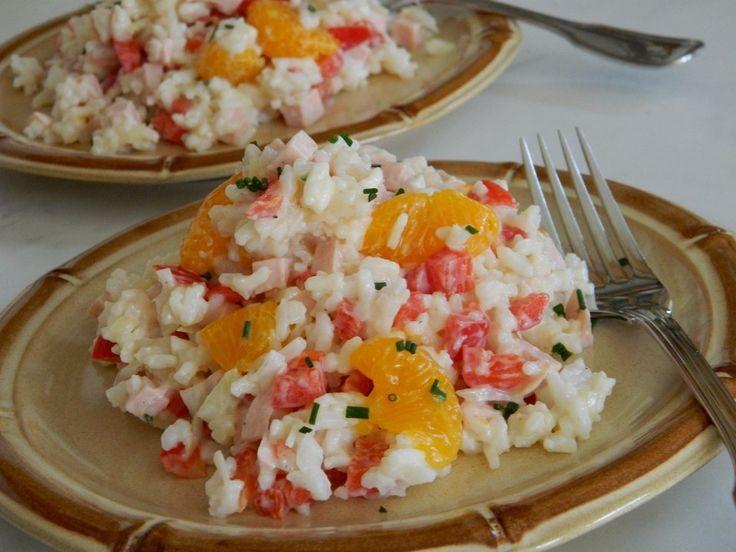 Reissalat rezept schnell