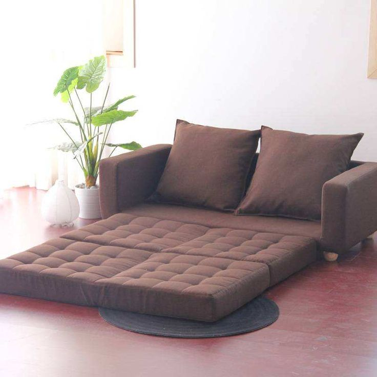 Pin by Mira on Bedroom couch Make a sofa bed more