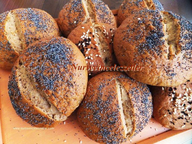 Alman ekmegi tarifi