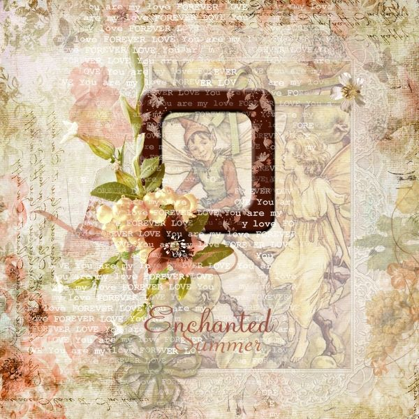 This layout is made with Enchanted Summer Nights collaboration by Digidesignresort Designers.  #ddr-enchantedsummernightspartab, #digidesignresort
