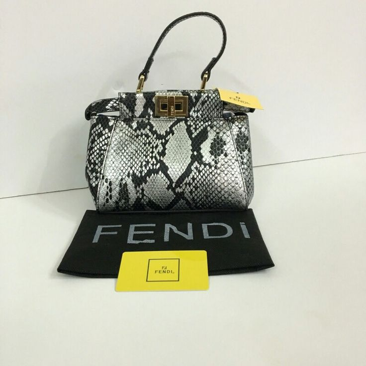 فندي ميني 270 ريال Bags Top Handle Bag Fashion
