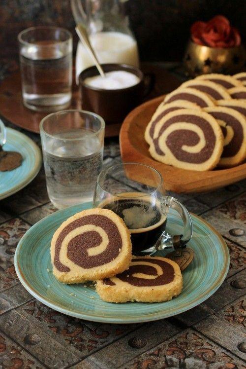 Kakaós-vaníliás keksz recept