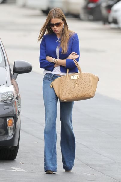 Sofia Vergara, durante uma viagem de compras em Beverly Hills 06 de fevereiro de 2014