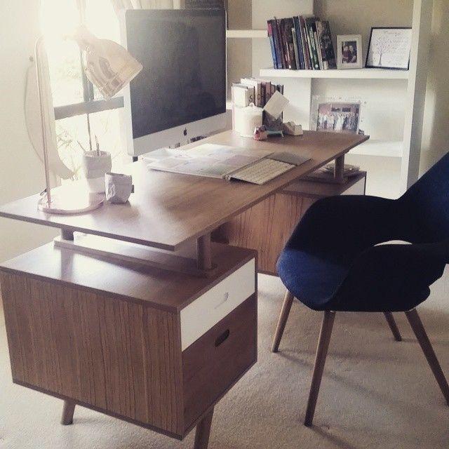 Buy Josephine Office Desk - White | Retro Office Desks | Desks – Retrojan