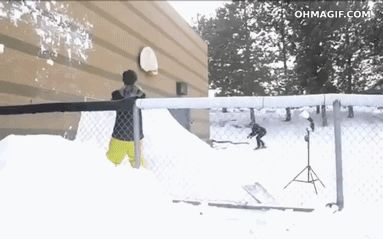 Stupid Man Tricks - Gravity Makes Things Difficult, Edition!